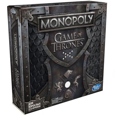 Настольная игра HASBRO Монополия  E3278 - Игра Престолов