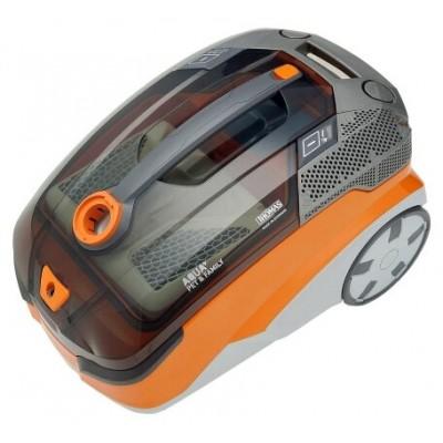 Пылесос Thomas Aqua Pet & Family, оранжевый/серый
