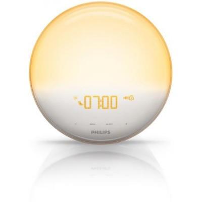 Световой будильник Philips Wake-up Light HF3521/70, белый