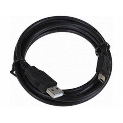 Кабель-переходник Telecom USB 2.0 A - Mini USB B (Male/Male)