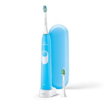 Звуковая зубная щетка Philips HX6212/87, синий
